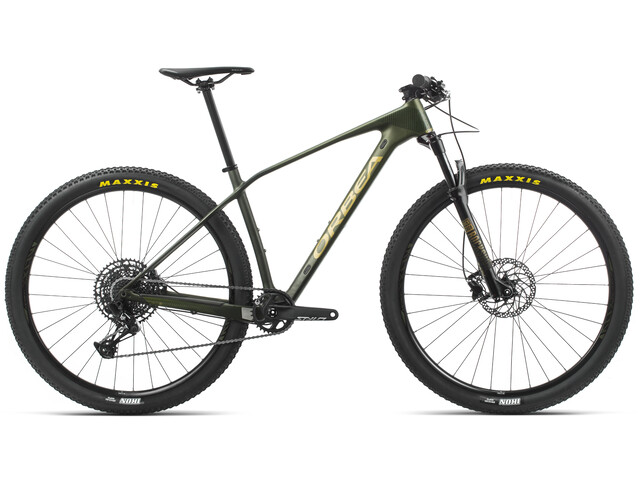 "ORBEA Alma M50-Eagle 29"", green/gold"